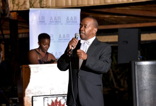 AAR Credit Services Gala Award Dinner held at Carnivore