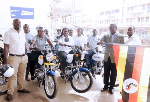 Fincredit Acquire New Motorbikes